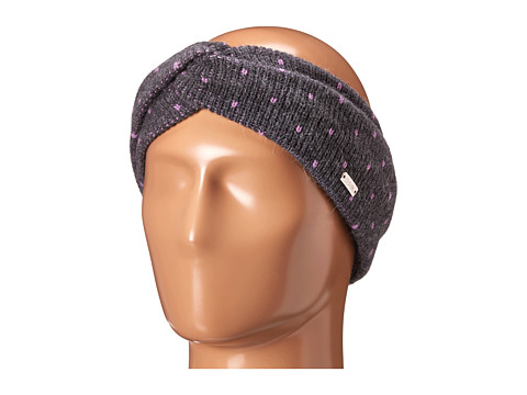 Coal - The Millie Headband (Charcoal 1) Headband