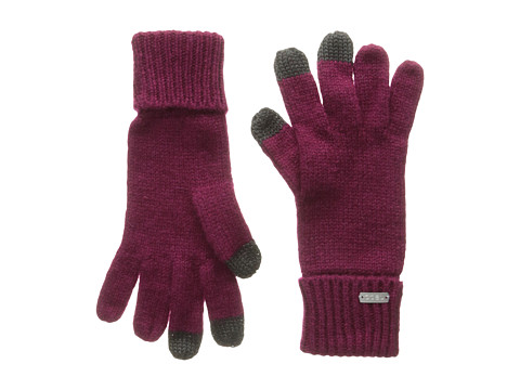 Coal - The Paige Glove (Burgundy 1) Wool Gloves