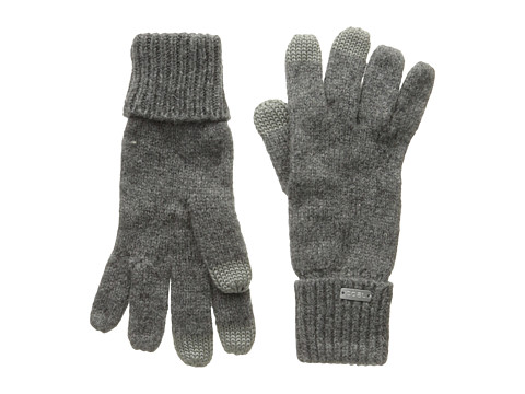 Coal - The Paige Glove (Heather Grey 1) Wool Gloves