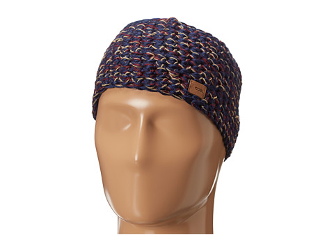 Coal - The Peters Headband (Navy 1) Headband
