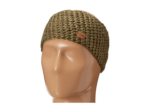 Coal - The Peters Headband (Olive) Headband