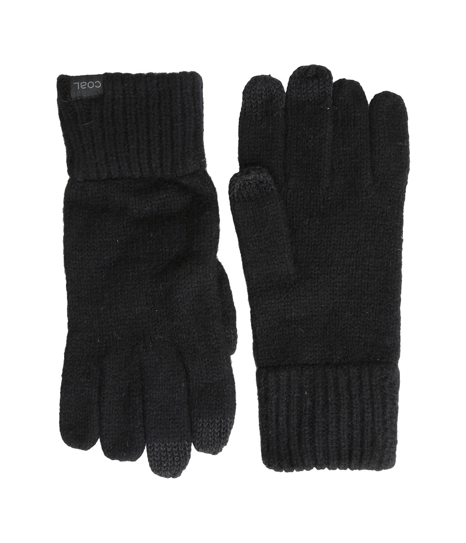 Coal - The Randle Glove (Black) Wool Gloves