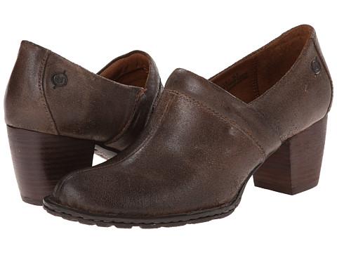 Born - Shawnna (Taupe Suede) High Heels