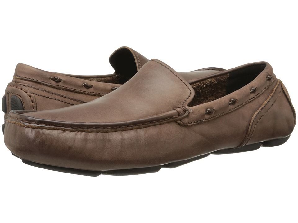 Marc New York by Andrew Marc - Astor (Brown/Black Leather) Men's Shoes