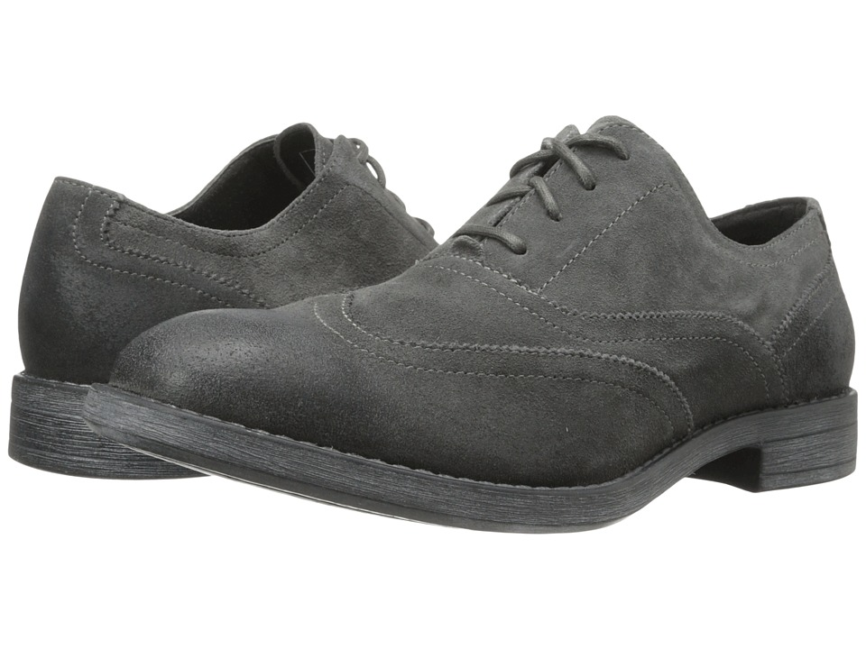 Marc New York by Andrew Marc - Vanderbilt (Oxid/Black Suede) Men's Shoes