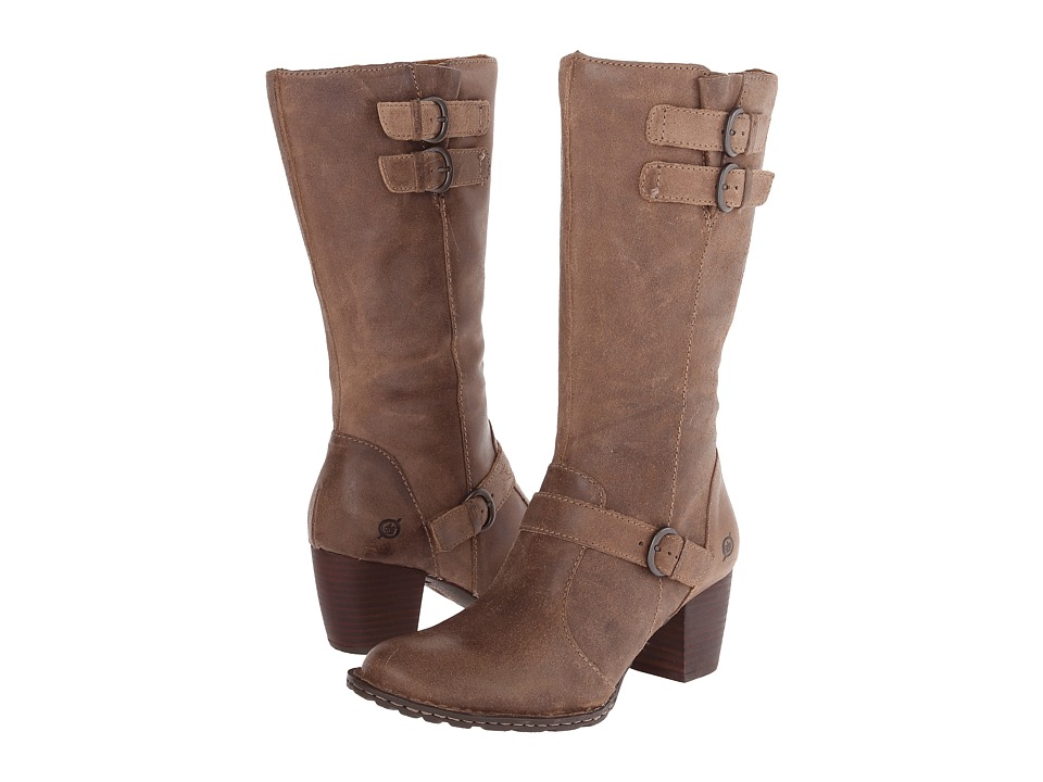 Born - Robyn (Taupe Suede) Women