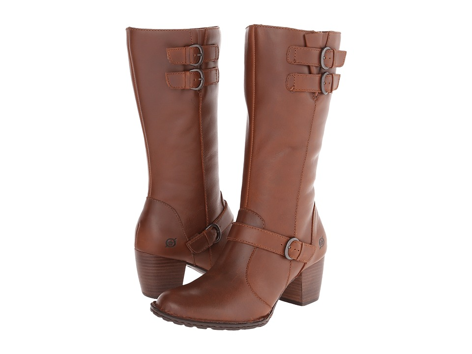 Born - Robyn (Chestnut (Tan) Full-Grain) Women