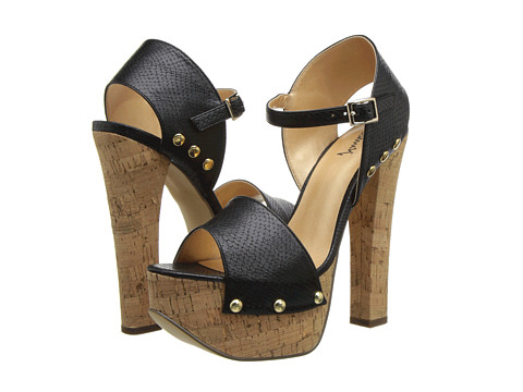 Luichiny - Fan Out (Black) High Heels