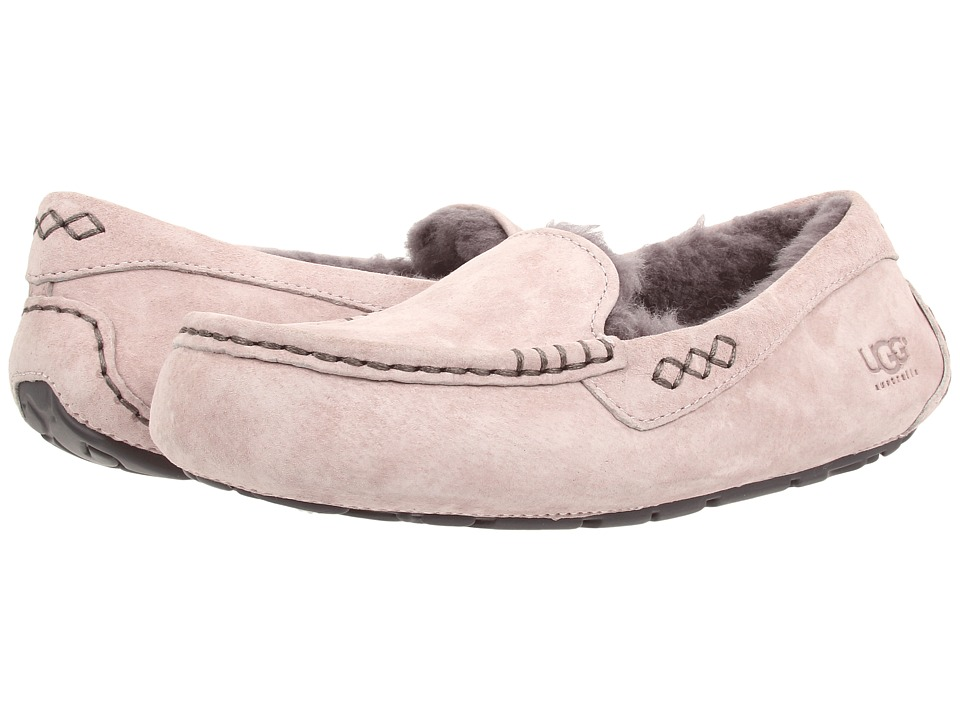 UGG - Ansley (Feather/Locomotive Grey) Women's Slippers