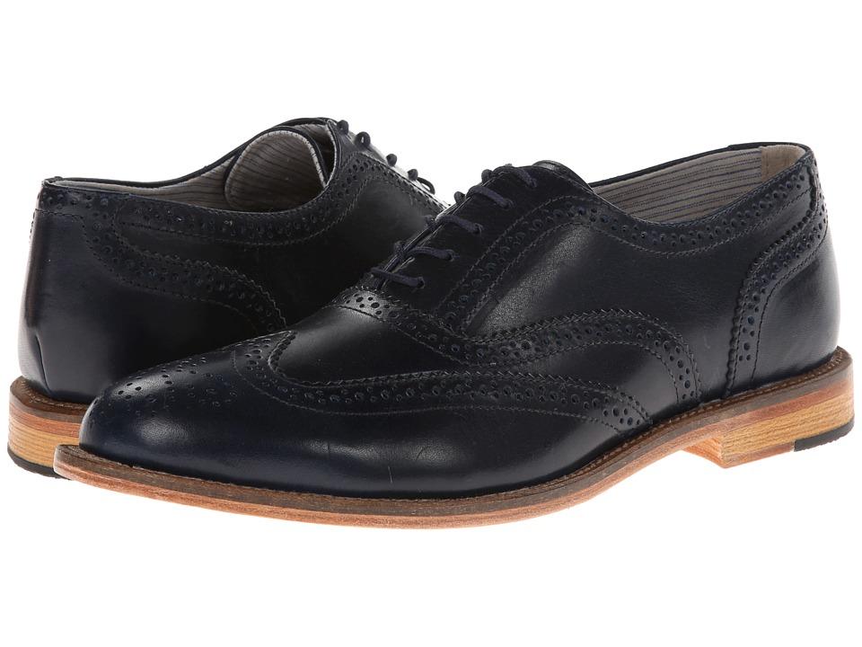 J. Shoes - Charlie (Navy) Men