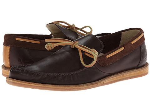 J. Shoes - Ivy (Dark Brown) Men