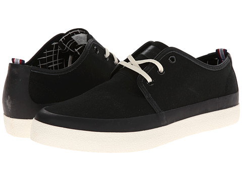 PF Flyers - Perkins (Black Canvas) Men