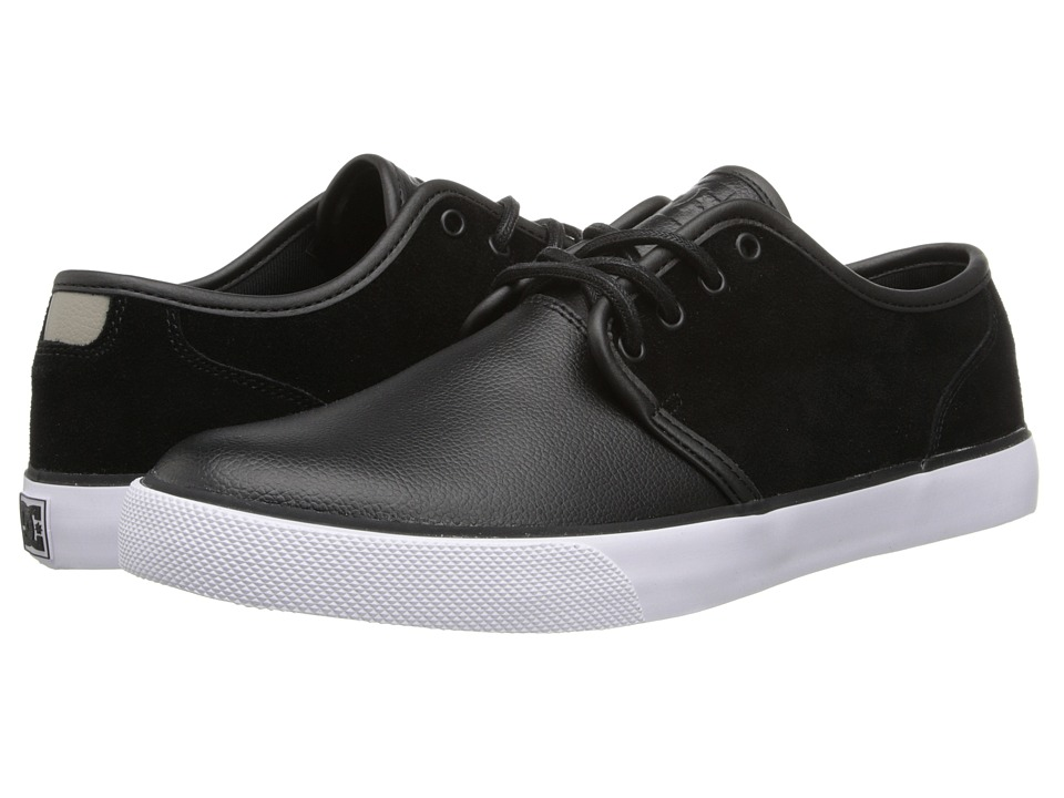 DC - Studio LE (Black) Men's Skate Shoes