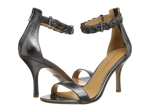 Badgley Mischka - Hawthorne (Anthracite Metallic) High Heels