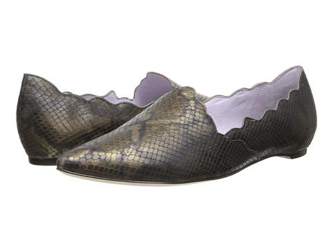 Johnston & Murphy - Tami Slipper (Metallic Snake Print) Women