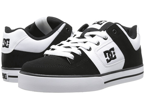 DC - Pure (Black/Black/White Multi Snake) Men