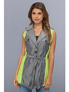 SALE! $29.99 - Save $115 on G.E.T. Canary Vest (Silver Lime) Apparel - 79.32% OFF $145.00