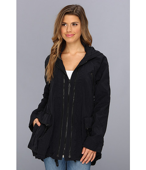 G.E.T. - All Live Anorak (Black) Women's Coat