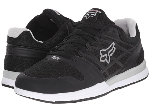 Fox - Motion Elite 2 (Black/White) Men's Shoes