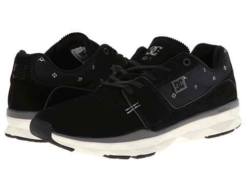 DC - Player SE (Black) Men's Skate Shoes