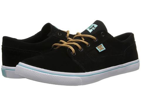 DC - Tonik LE (Black) Women's Skate Shoes