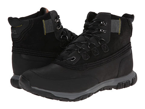 Dunham - Matthew (Black) Men's Boots
