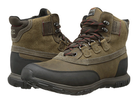 Dunham - Matthew (Brown) Men's Boots