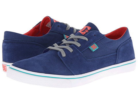 DC - Tonik W (Navy) Women's Skate Shoes