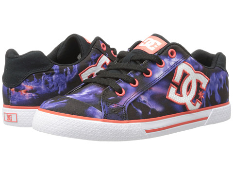 DC - Chelsea SE W (Black Space Dye) Women