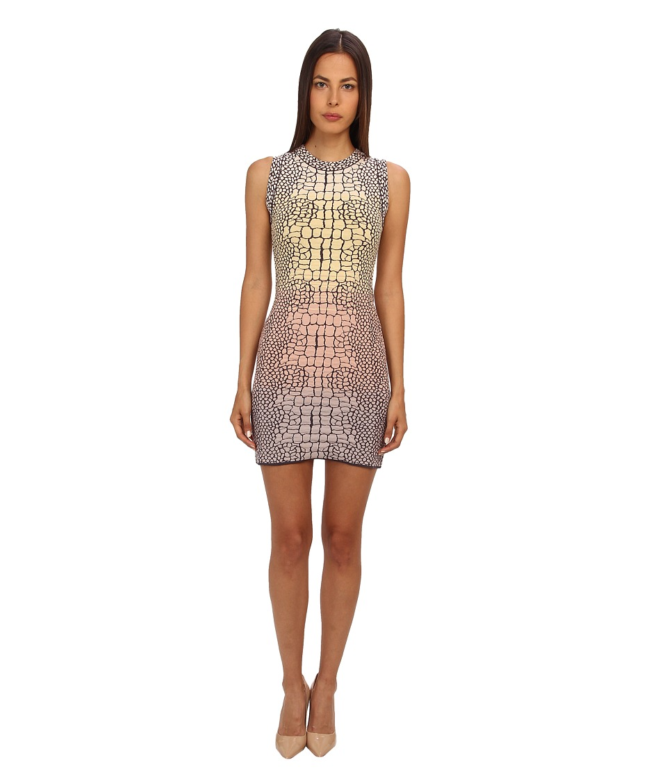 M Missoni - Crocodile Jacquard Dress (Midnight) Women's Dress