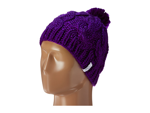Coal - The Rosa (Purple 1) Beanies