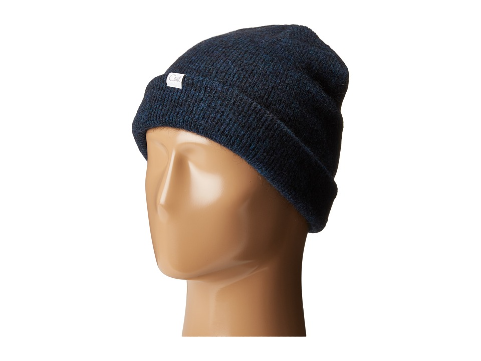 Coal - The Ruby (Navy) Beanies
