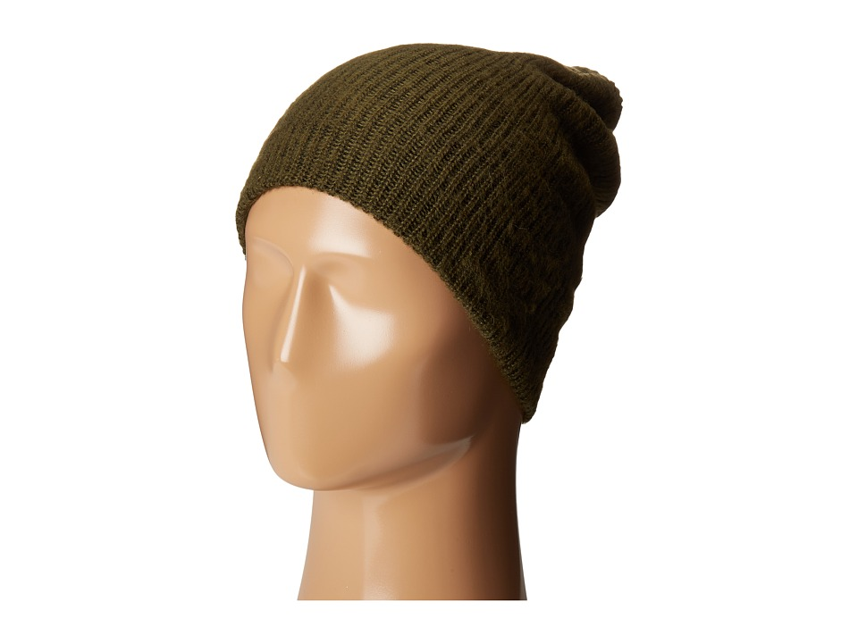 Coal - The Scotty (Heather Olive 1) Beanies