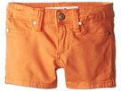 Joe's Jeans Kids Neon Mini Short (Toddler/Little Kids) (Tangerine)