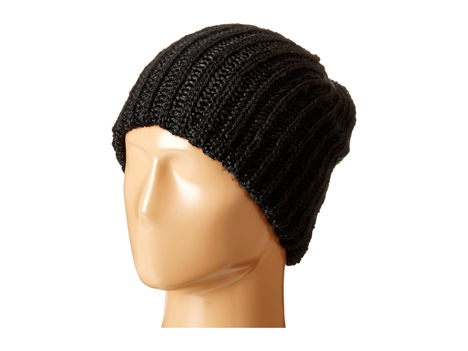Coal - The Thrift Knit (Black 1) Beanies