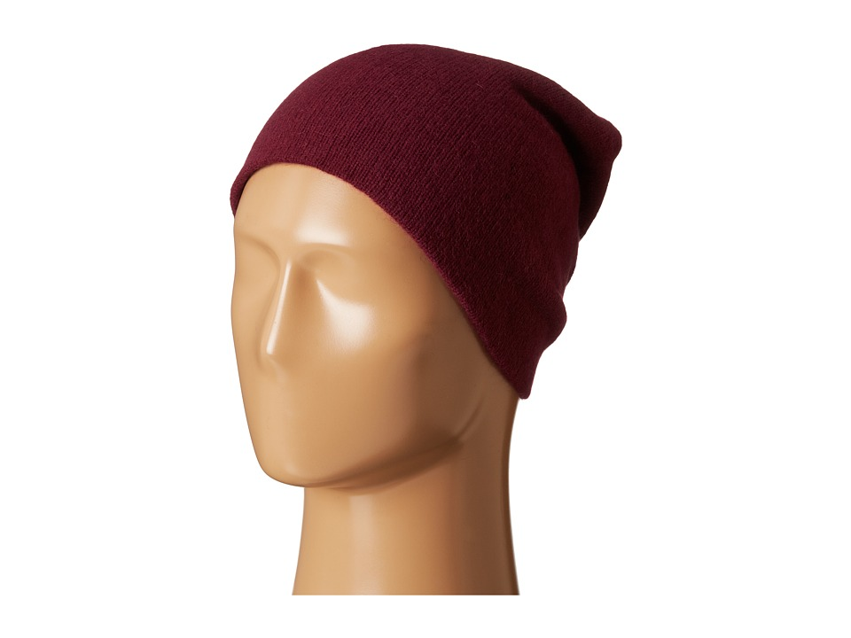 Coal - The Taylor (Burgundy) Beanies