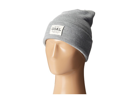 Coal - The Uniform (Heather Grey 1) Beanies