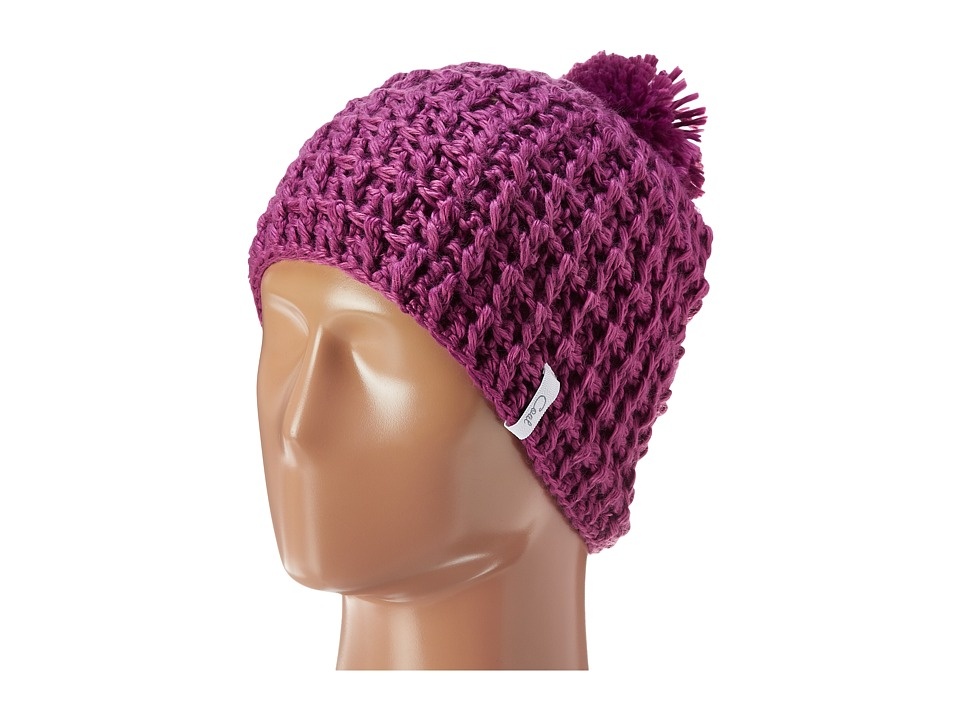Coal - The Waffle (W) (Bright Purple) Beanies