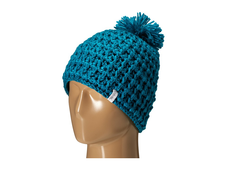 Coal - The Waffle (Turquoise) Beanies