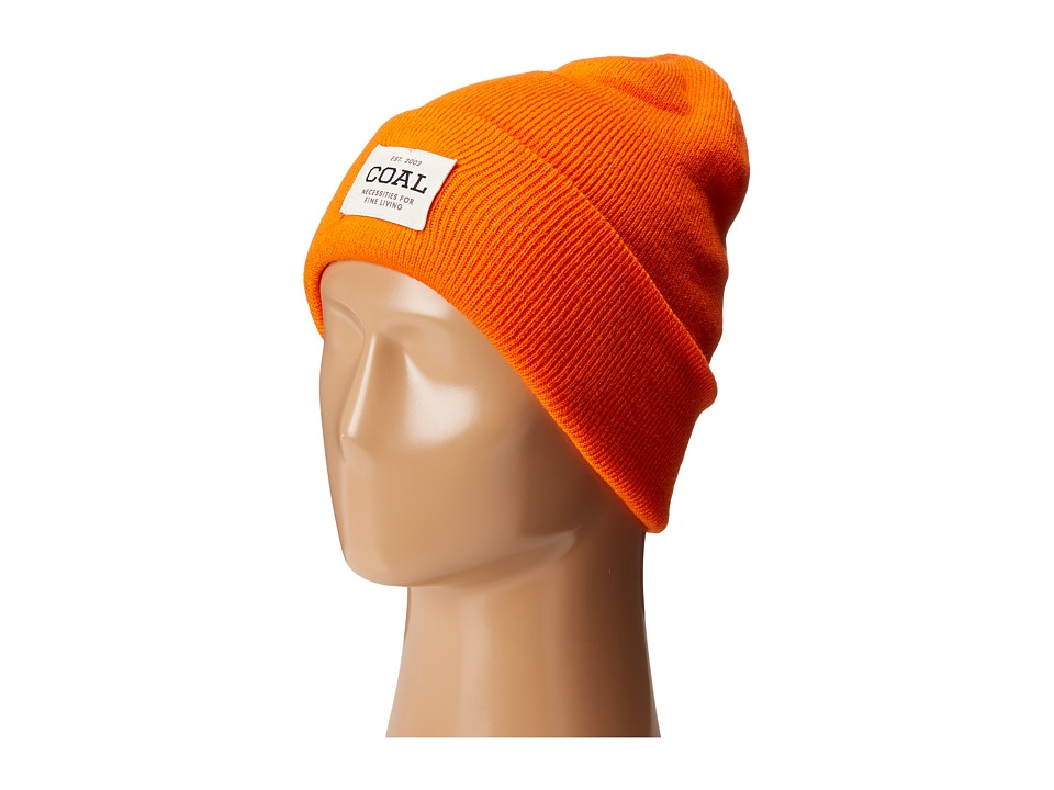 Coal - The Uniform (Orange) Beanies