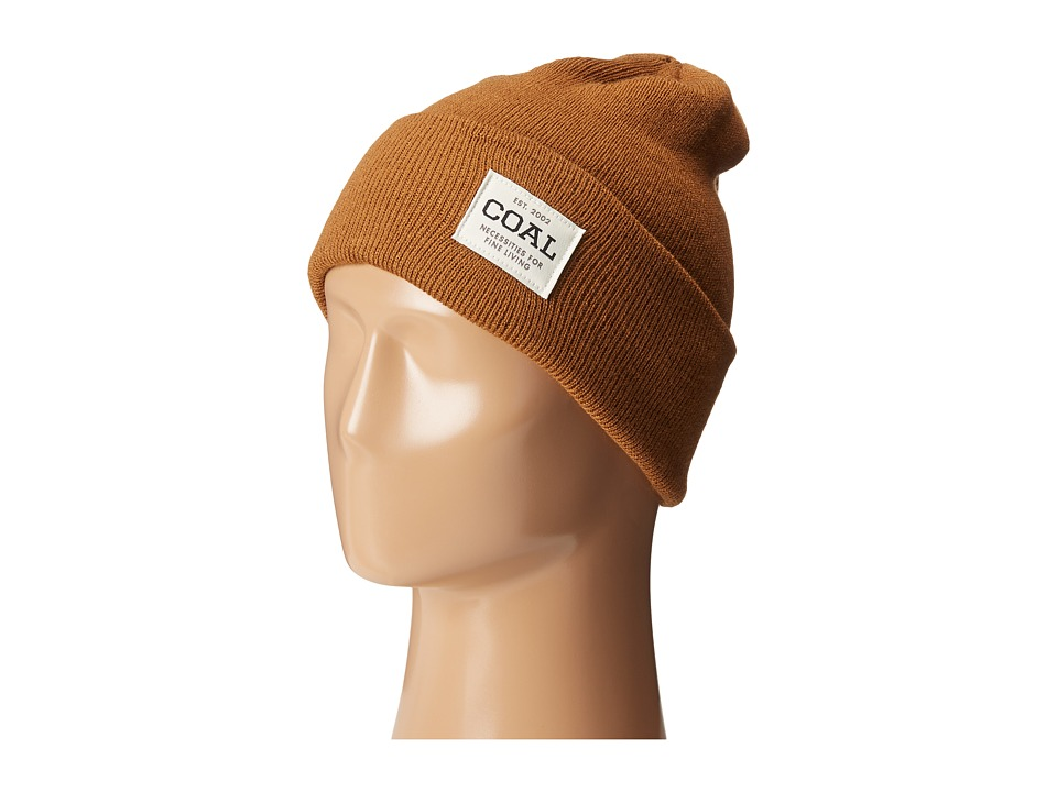 Coal - The Uniform (Light Brown 1) Beanies