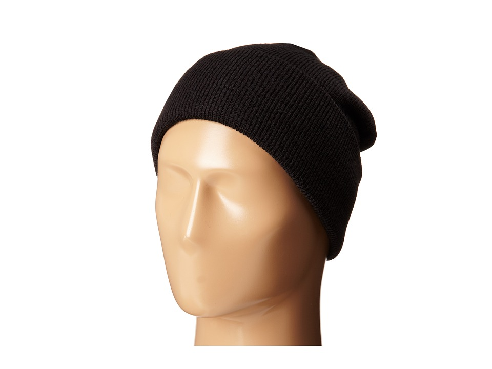 Coal - The Uniform (Solid Black 1) Beanies