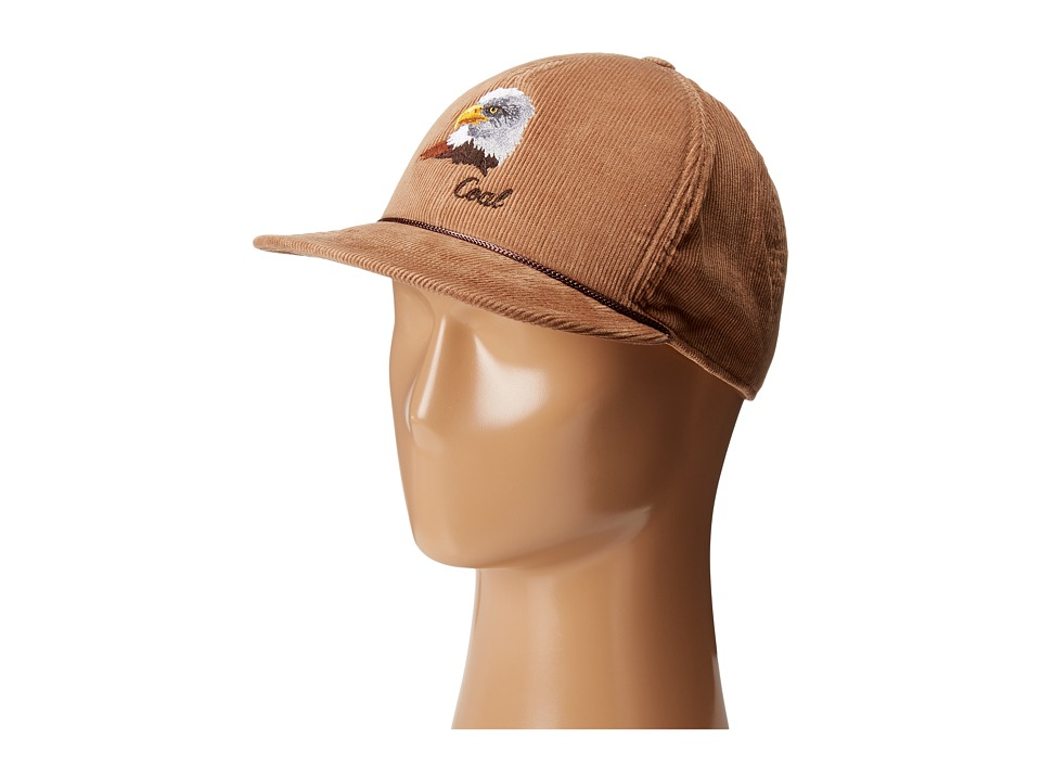 Coal - The Wilderness (Khaki (Eagle) 1) Baseball Caps