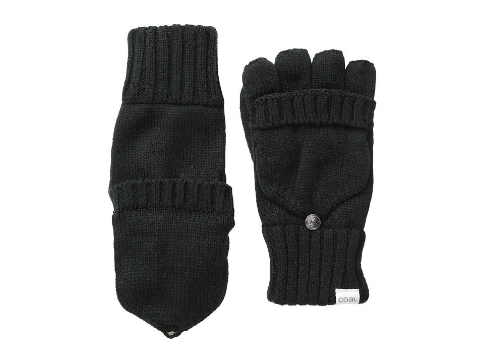 Coal - The Woodsmen Glove (Black) Extreme Cold Weather Gloves