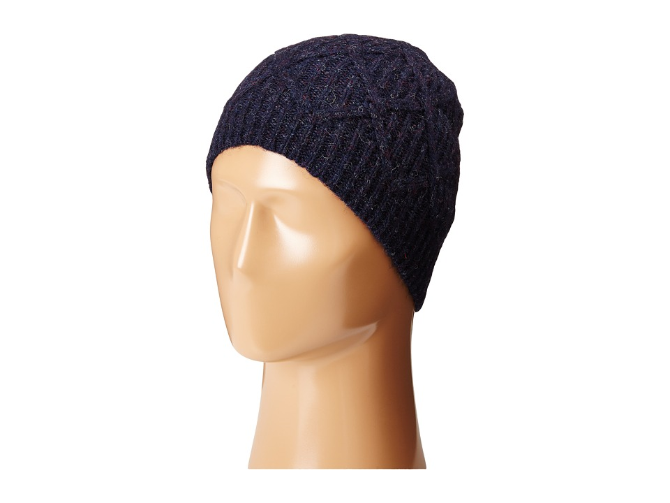 Coal - The Yukon (Navy 1) Beanies