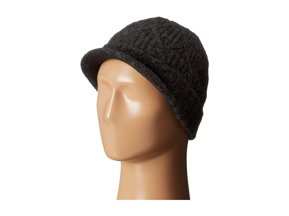 Coal - The Yukon Brim (Black 1) Beanies