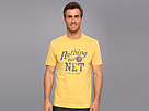 Life is good Nothing But Net Basketball Crusher Tee