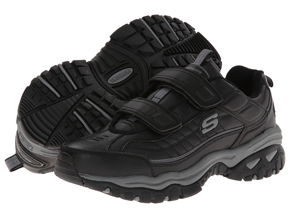 SKECHERS - Energy Fix Up (Black) Men