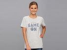 Life is good Game On Basketball Crusher Tee