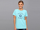 Life is good Positive State Basketball Crusher Tees